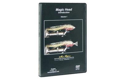 DVD Magic head