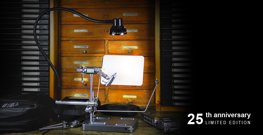 Swiss vise 25th Anniversary - Limited Edition 1990-2015