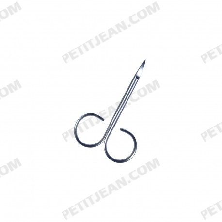 Small scissors curved (large ears)