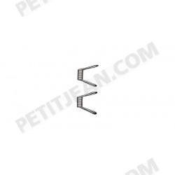 Pinzas de Bloque (2 piezas)