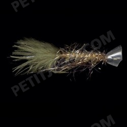 Magic Head Flies Leech MP174